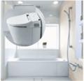 浴室・トイレセットのクリーニング