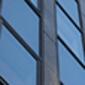 オフィスのガラス・サッシのクリーニング