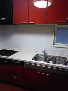 ハウスクリーニング キッチンまわりクリーニング