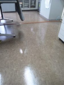 会社 事務所 オフィス 床洗浄ワックス