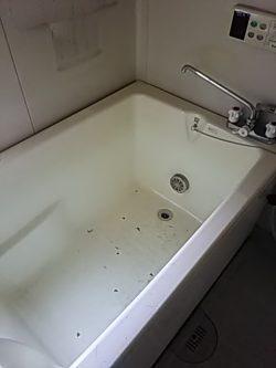 お引越し前 ハウスクリーニング 浴室クリーニング 広島