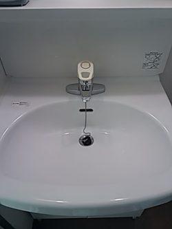 スクリーニング 広島 洗面所