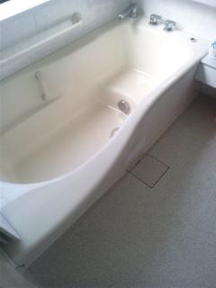 お引越し前後 広島 ハウスクリーニング 浴室クリーニング