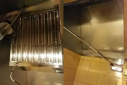 厨房クリーニング 広島 クリーン急便