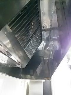 店舗 厨房クリーニング 広島 クリーン急便 換気扇レンジフードクリーニング