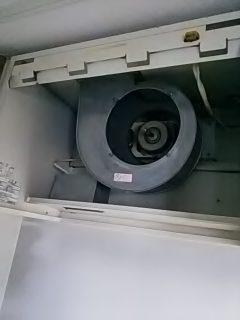 換気扇 レンジフードクリーニング 広島