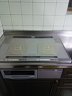 ハウスクリーニング キッチンまわりクリーニング 広島