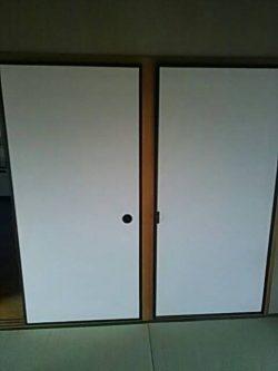広島での遺品整理とハウスクリーニング ふすまと畳の張替まで