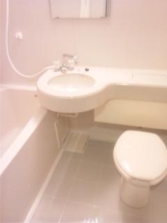 3点ユニットバスクリーニング バストイレ洗面台クリーニング 広島