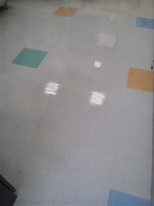 会社/事務所/店舗 床洗浄ワックス 広島市