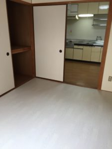 引越し前後 ハウスクリーニング 広島市東区 空室クリーニング