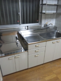 ハウスクリーニング 広島 引越し前後 キッチンまわりクリーニング