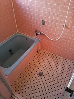 浴室クリーニング 広島市 お風呂掃除 ハウスクリーニング